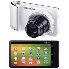 "GALAXY  CÂMERA BRANCA EK-GC100 COM 16 MP, LCD 4.8"", TOUSHSCREEN, ANDROID 4.1, ZOOM OPTICO 21X, VIDEO HD E VOICE CONTROL"
