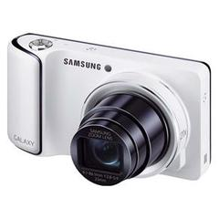 "GALAXY  CÂMERA BRANCA EK-GC100 COM 16 MP, LCD 4.8"", TOUSHSCREEN, ANDROID 4.1, ZOOM OPTICO 21X, VIDEO HD E VOICE CONTROL - comprar online"