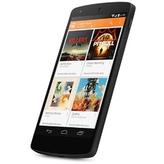"Smartphone LG D821 Nexus 5, 4G Android 4.4 Quad Core 2.26GHz 16GB Câmera 8MP Tela 5"", PRETO na internet"
