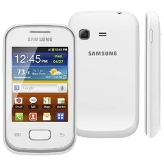 SAMSUNG GALAXY POCKET S5301 CAM 2MP WIFI GPS ANDROID 3G GPS - comprar online