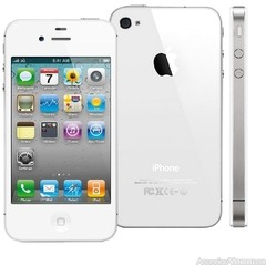iPhone 4S Apple 8GB com Câmera 8MP, Touch Screen, 3G, GPS, MP3, Bluetooth e Wi-Fi - Branco na internet