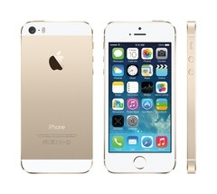 "IPHONE SE APPLE COM 16GB, TELA 4"", IOS 9, SENSOR DE IMPRESSÃO DIGITAL, CÂMERA ISIGHT 12MP, WI-FI, 3G/4G, GPS, MP3, BLUETOOTH DOURADO - infotecline"