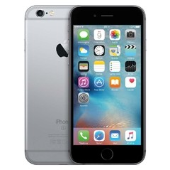 "IPHONE 6S APPLE COM 16GB E TELA 4,7"" HD COM 3D TOUCH, IOS 9, SENSOR TOUCH ID, CÂMERA ISIGHT 12MP, WI-FI, 4G, GPS, BLUETOOTH CINZA ESPACIAL na internet"