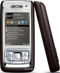 CELULAR Nokia e65 gsm quad band 3g wifi bluetooth email mp3 - loja online