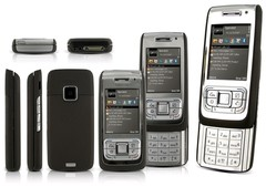 CELULAR Nokia e65 gsm quad band 3g wifi bluetooth email mp3 - infotecline