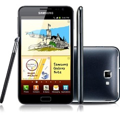 "SAMSUNG GALAXY NOTE N7000 1.4GHZ TELA 5.3"" ANDROID 8MP WIFI - infotecline"