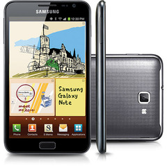 "SAMSUNG GALAXY NOTE N7000 1.4GHZ TELA 5.3"" ANDROID 8MP WIFI"