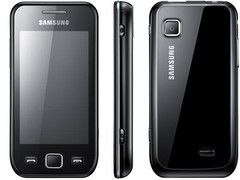 "SAMSUNG WAVE 525 GT-S5250 LCD 3.2"", FULL TOUCH SCREEN, CAM 3.2, GPS QUAD-BAND na internet"