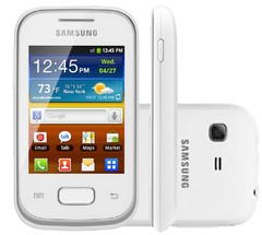 SAMSUNG GALAXY POCKET S5301 CAM 2MP WIFI GPS ANDROID 3G GPS