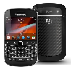 Celular BlackBerry Bold 9900 bluetooth, Wi-fi e GPS, Touchscreen E QWERTY, Foto 5 Mpx, 1 Core 1.2 GHZ