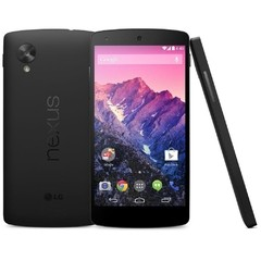 "Smartphone LG D821 Nexus 5, 4G Android 4.4 Quad Core 2.26GHz 16GB Câmera 8MP Tela 5"", PRETO"
