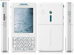 CELULAR SONY ERICSSON M600 Bluetooth, Mp3 Player, Symbian 9.1 UIQ 3.0, Tri Band 900/1800/1900