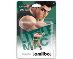 Amiibo Super Smash Bros. - Little Mac