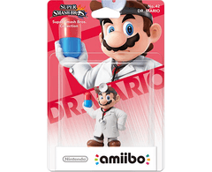 Amiibo Super Smash Bros. - Dr. Mario