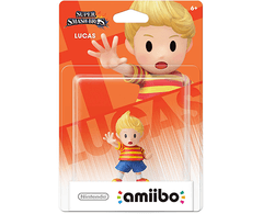 Amiibo Super Smash Bros. - Lucas