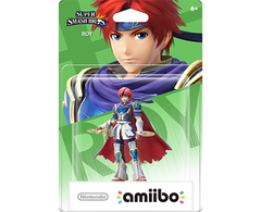 Amiibo Super Smash Bros. - Roy