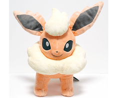 BANPRESTO Plush I LOVE EEVEE Flareon BIG 10inch