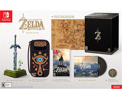 The Legend of Zelda: Breath of the Wild Master Sword Edition para Nintendo Switch