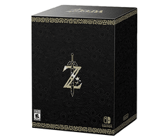 The Legend of Zelda: Breath of the Wild Master Sword Edition para Nintendo Switch - comprar online