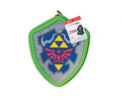 Case Hylian Shield The Legend of Zelda - Compatible con 3DS / 3DS XL/  NEW 3DS XL / 2DS
