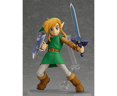 Figma Action Figure:  The Legend of Zelda: A Link Between Worlds: Link  - Max Factory
