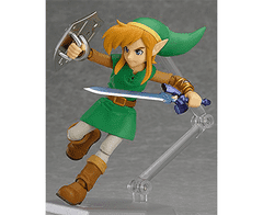 Figma Action Figure:  The Legend of Zelda: A Link Between Worlds: Link  - Max Factory - comprar online