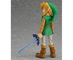 Figma Action Figure:  The Legend of Zelda: A Link Between Worlds: Link  - Max Factory en internet