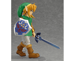 Figma Action Figure:  The Legend of Zelda: A Link Between Worlds: Link  - Max Factory - hadriatica