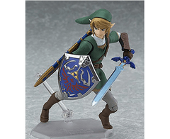 Good Smile The Legend of Zelda Twilight Princess Link Figma Action Figure en internet