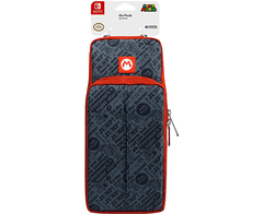 HORI Nintendo Switch Go Pack (Mario Edition) Officially Licensed By Nintendo - Nintendo Switch