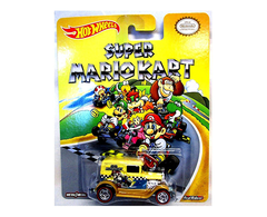 Hot Wheels Pop Culture: Super Mario Brothers - 30th Aniversary - Model 05