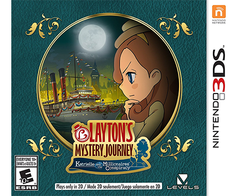 Layton´s Mystery Journey - Katrielle and the Millionaires Conspiracy