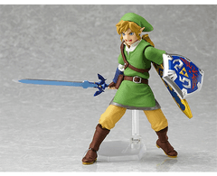 Good Smile The Legend of Zelda: Skyward Sword Link Figma Action Figure - hadriatica