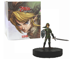 Legend of Zelda: Twilight Princess: Link Deluxe Collector's Figure Dark Horse Deluxe - comprar online