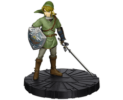 Legend of Zelda: Twilight Princess: Link Deluxe Collector's Figure Dark Horse Deluxe