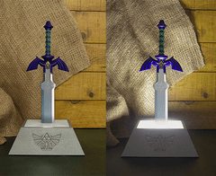Master Sword Lamp (lampara - Light) - comprar online