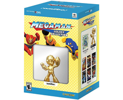 Mega Man Legacy Collection - Collectors Edition - Nintendo 3DS Megaman