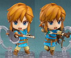 Nendoroid Good Smile The Legend of Zelda: Breath of The Wild Link DELUXE Nendoroid Action Figure en internet