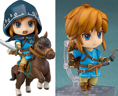 Nendoroid Good Smile The Legend of Zelda: Breath of The Wild Link DELUXE Nendoroid Action Figure - comprar online