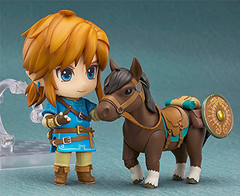 Nendoroid Good Smile The Legend of Zelda: Breath of The Wild Link DELUXE Nendoroid Action Figure