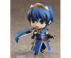 Good Smile Fire Emblem: New Mystery of The Emblem: Marth Nendoroid Action Figure - hadriatica