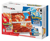 New 3DS Pokemon 20 Aniversario (Incluye dos Cover Plate y el Pokemon Red y Blue instalados!)
