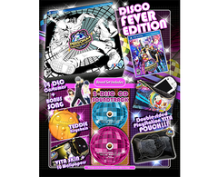 Persona 4 Dancing All Night - DISCO FEVER EDITION (Inclute 14 DLC + Bonus Song / 2disc Soundtrack / Vita Skin + 10 Wallpapers / Pouch Double Sided