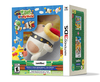 Poochy & Yoshi's Woolly World + Yarn Poochy amiibo - Nintendo 3DS  bundle Edition
