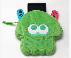Estuche HORI Splatoon 2 PLUSH Pouch Oficial- Nintendo Switch