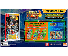 Super DRAGON BALL Heroes: World Mission Hero Edition - Nintendo Switch