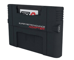 Super Retro Advance Adapter - Play your GBA Games on your SNES