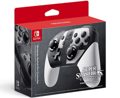 Switch Pro Controller Super Smash Bros Ultimate Edition