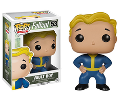 Funko Pop Games: Fallout - Vault Boy en internet