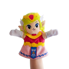 Princess Zelda Puppet (The Legend of Zelda) Titere